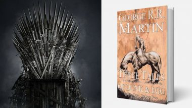 Game Of Thrones Prequel Based on George RR Martin's Tales Of Dunk And Egg in Works at HBO