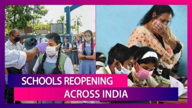 Schools Reopening Across India: Update On Punjab, Karnataka, Kerala, Bihar, UP, Maharashtra & Others States