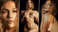 HOT Jennifer Lopez Goes Nude at 51 for the Latest 'In the Morning' Music Video! Stunned Fans Rub Their Eyes as Naked JLo Looks like Perfection with Angelic Wings