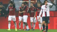 How To Watch Cagliari vs AC Milan, Serie A 2020–21 Live Streaming Online in India? Get Free Live Telecast of CAG vs MIL Football Game Score Updates on TV