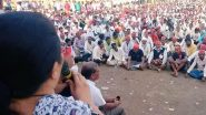 'Vehicle-March' Launched by 15,000 Farmers From Nashik to Mumbai to Protest Against Farm Laws