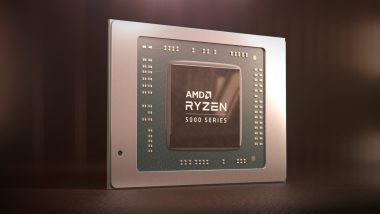 CES 2021: New AMD Ryzen 5000 Series Mobile Chips for Gamers & Creators Announced