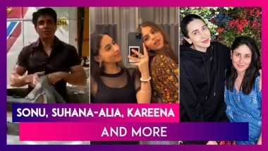 Sonu Sood's Tailor Shop, Suhana Khan's Birthday Wish For Cousin Alia Chhiba, Kareena Kapoor Shares A Glimpse Of Her New Home