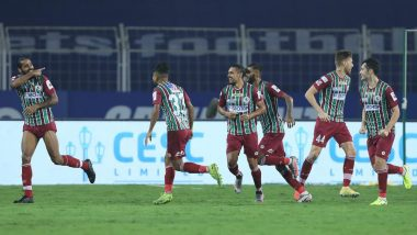 FC Nasaf vs ATK Mohun Bagan, AFC Cup 2021 Inter-Zone Semifinal Live Streaming Online on Disney+Hotstar: Watch Free Telecast of Football Match On TV In India