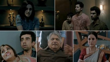 Aapkey Kamrey Mein Koi Rehta Hai Trailer: Sumeet Vyas and Swara Bhasker's MX Player Horror-Comedy Looks Entertaining (Watch Video)