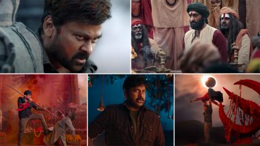 Acharya Teaser: Chiranjeevi Is All Set to Teach the Bad Guys a Solid Lesson in This Action Drama (Watch Video)