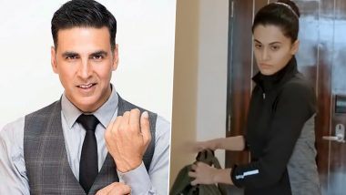 Akshay Kumar Hails Taapsee Pannu As She Celebrates 6 Years of Baby, Says 'Proud of You and Your Onwards and Upwards Journey'