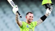 Highest Total in BBL: Sydney Thunder Break Record, Check Full List of Highest Team Scores in Big Bash League