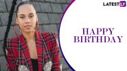 Alicia Keys Birthday: Put It In A Love Song, In Common, Butterflyz – 5 Songs by the Grammy Winner That You Need to Hear If You Are in Love