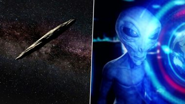 Alien Tech Has Visited The Earth? Harvard Professor States Space Object 'Oumuamua' Was Alien Debris, Know All About It!