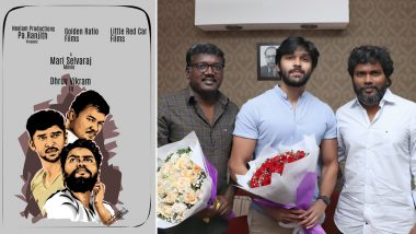 Dhruv Vikram Joins Hands With Mari Selvaraj for a Sports Drama, Pa Ranjith Comes on Board As the Producer