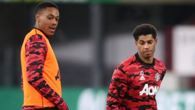 Police To Investigate Racial Abuse Against Marcus Rashford, Other Manchester United Footballers on Social Media