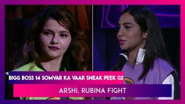 Bigg Boss 14 Somvar Ka Vaar Sneak Peek 02 | Jan 8 2020: Arshi, Rubina Fight at Sultani Akhada