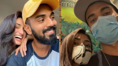 Athiya Shetty Shares an Unseen Photo With Rumoured Beau KL Rahul on a Fan's Request!