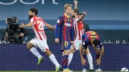 Athletic Bilbao 3–2 Barcelona, Supercopa De Espana Final Goal Video Highlights: Antoine Griezmann's Brace Goes in Vain as Athletic Club Stun Catalan Giants to Win Spanish Super Cup 2021