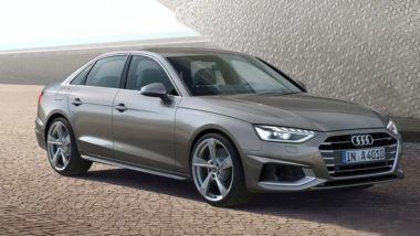 Audi A4 Launches New Version in India; Price Starts at Rs 42.34 Lakh