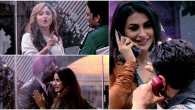 Bigg Boss 14 09 January Synopsis: Rashami Desai, Jasmin Bhasin's Parents and Rubina Dilaik's Sister Enter The House