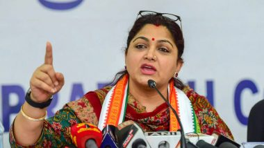 BJP Leader Khushbu Sundar Uses Niger's Flag Instead of Indian Tricolour While Wishing Republic Day 2021, Twitterati Schools Her