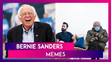 Bernie Sanders Memes: Indians Join The Fun, Dinesh Kartik Brings Him Home, Bollywood Goes All Out With The Meme Fest