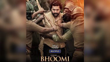 Bhoomi Full Movie in HD Leaked on Tamilblasters & Telegram Channels for Free Download and Watch Online; Jayam Ravi's Film Becomes the Latest Victim to Face the Wrath of Piracy