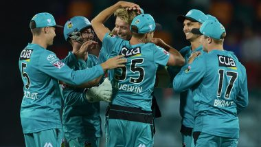 Brisbane Heat vs Melbourne Renegades, BBL 2020–21 Live Cricket Streaming: Watch Free Telecast of Big Bash League 10 on Sony Sports and SonyLiv Online