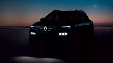 2021 Renault Kiger Sub-Compact SUV to Make Global Debut Today, Watch LIVE Streaming Here
