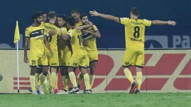 How to Watch Hyderabad FC vs Kerala Blasters FC, Indian Super League 2020–21 Live Streaming Online in IST? Get Free Live Telecast and Score Updates ISL Football Match on TV in India