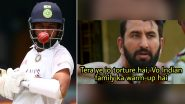 Fans Troll Australian Cricket Team With Cheteshwar Pujara Memes After India's 'New Wall' Plays a Brave Knock at The Gabba!