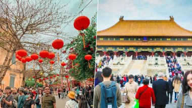 Chinese New Year 2021: What is 'Spring Movement' (Chunyun) and How it Will Be This Year Amid Pandemic
