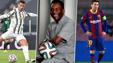 Cristiano Ronaldo & Lionel Messi Left Out as Pele Announces His FIFA 21 Team of the Year