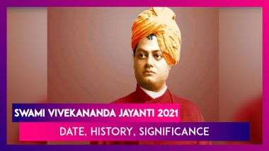 Swami Vivekananda Jayanti 2021: Date, History, Significance Of The Day Celebrated As National Youth Day