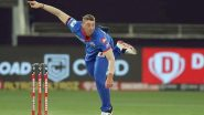 Delhi Capitals Retain Marcus Stoinis in Squad for IPL 2021, Trade Daniel Sams to RCB Ahead of Player Auctions