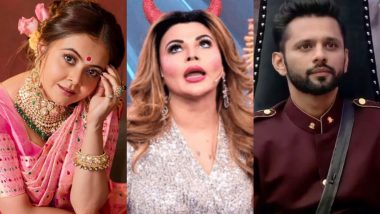 Bigg Boss 14: Devoleena Bhattacharjee Reveals She Has a Boyfriend When Rakhi Sawant Turns Cupid for Her and Rahul Vaidya!