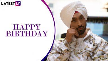 Diljit Dosanjh Birthday: Ikk Kudi, Proper Patola, Sauda Khara Khara – 7 Chartbuster Songs of the Punjabi Munda That Should Be on Your Playlist Now!