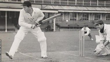 Don Smith, England's Oldest Men's Test Cricketer, Dies at 97