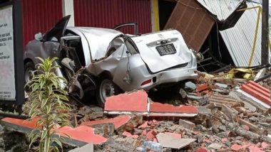 Earthquake in Indonesia Kills 42, Hundreds Injured After 6.2 Magnitude Quake Hits West Sulawesi Province