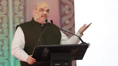 COVID-19 Surge in India: Union Home Minister Amit Shah Says, 'We Allowed states to Impose Restrictions As Per Their Analysis of Situation'