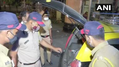 Mumbai on High Alert: Security Tightened at All Locations Including CST Railway Station Following Israel Embassy Blast in Delhi