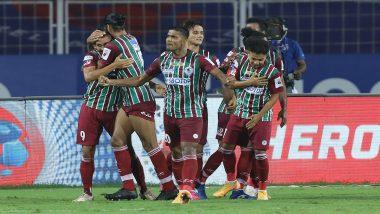 ISL 2020–21 Match Results: Stoppage Time Goal Helps ATK Mohun Bagan Beat Chennaiyin FC 1–0