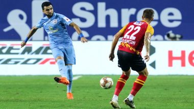 ISL 2020–21 Match Result: Mumbai City FC Beat East Bengal 1–0, Extend Unbeaten Run to 11 Games