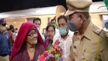 Maharashtra: 65-Year-Old Hasina Begum Freed from Pakistani Jail, Returns to Aurangabad After 18 Years