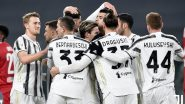 How to Watch Juventus vs Spezia, Serie A 2020-21 Live Streaming Online in India? Get Free Live Telecast of JUV vs SPE Football Game Score Updates on TV
