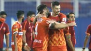 FC Goa vs ATK Mohun Bagan, ISL 2020–21 Live Streaming on Disney+Hotstar: Watch Free Telecast of FCG vs ATKMB in Indian Super League 7 on TV and Online