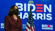 Kamala Harris Pronunciation: How To Pronounce the Name of First Woman Vice President of US, Watch Video
