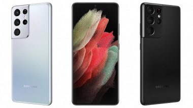 Samsung Galaxy S21 Series India Pre-Bookings Now Open; First Sale on January 29, 2021