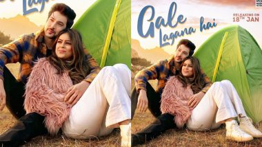 Gale Lagana Hai: Neha Kakkar Teases Nia Sharma and Shivin Narang's Cute Chemistry in This First Poster of the Song!