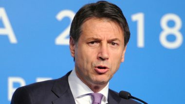 Italy Political Crisis: Prime Minister Giuseppe Conte Resigns Over Criticism For Handling of COVID-19 Pandemic