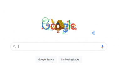 Happy New Year 2021: Google Marks End of 2020 and Start of New Year With Celebratory Doodle!