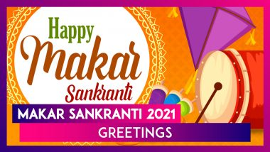 Makar Sankranti 2021 Wishes, Greetings, Messages, Images & Quotes to Send to Family & Friends