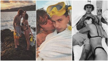 Hailey Baldwin And Justin Bieber Holiday In Hawaii! Here's Looking At The Couple's Mushy Pictures From Their Tropical Getaway